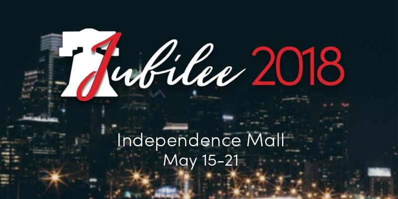 Jubilee 2018