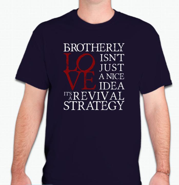 Love t-shirt - front