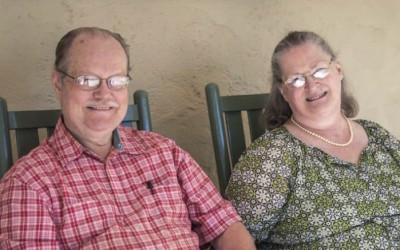 Meg & Dave Corson