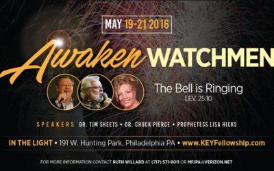 Awaken Watchmen 2016